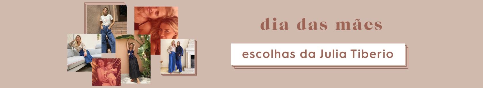 ESCOLHAS DA JULIA TIBERIO