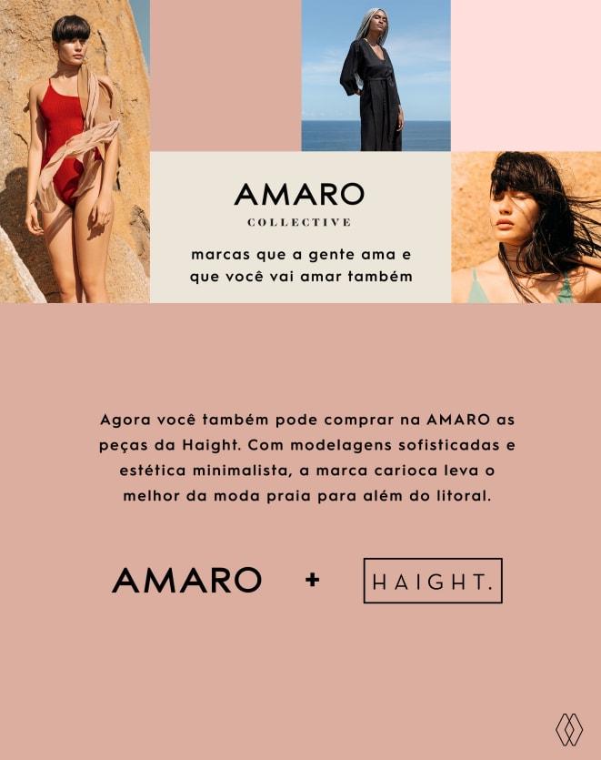 HAIGHT MAIÔ ALCINHA CAVADO