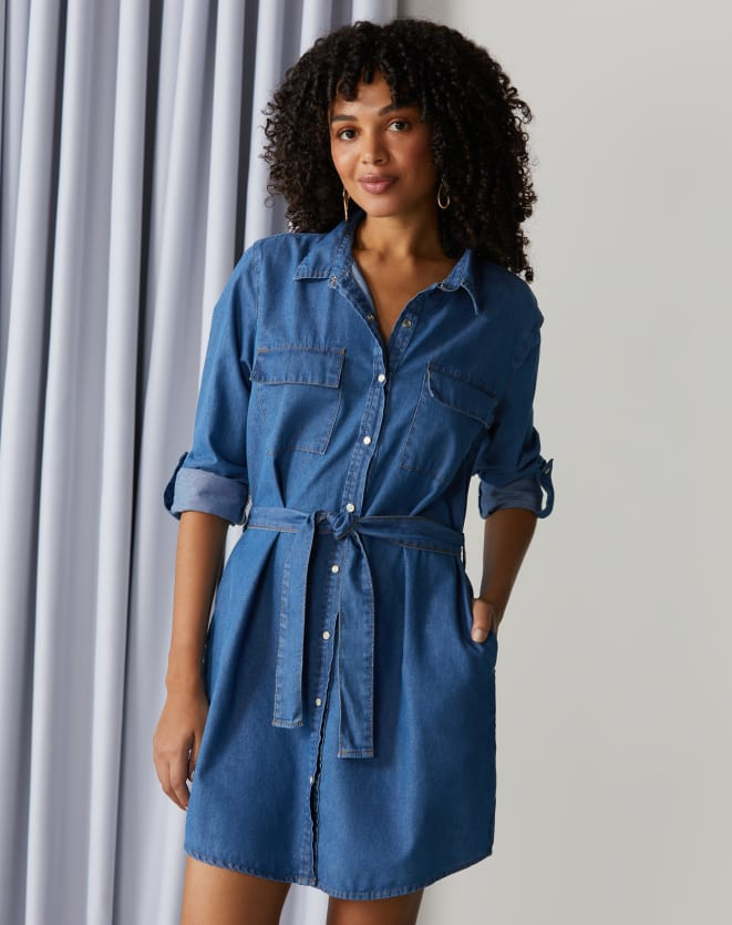 CHEMISE JEANS ESSENTIAL