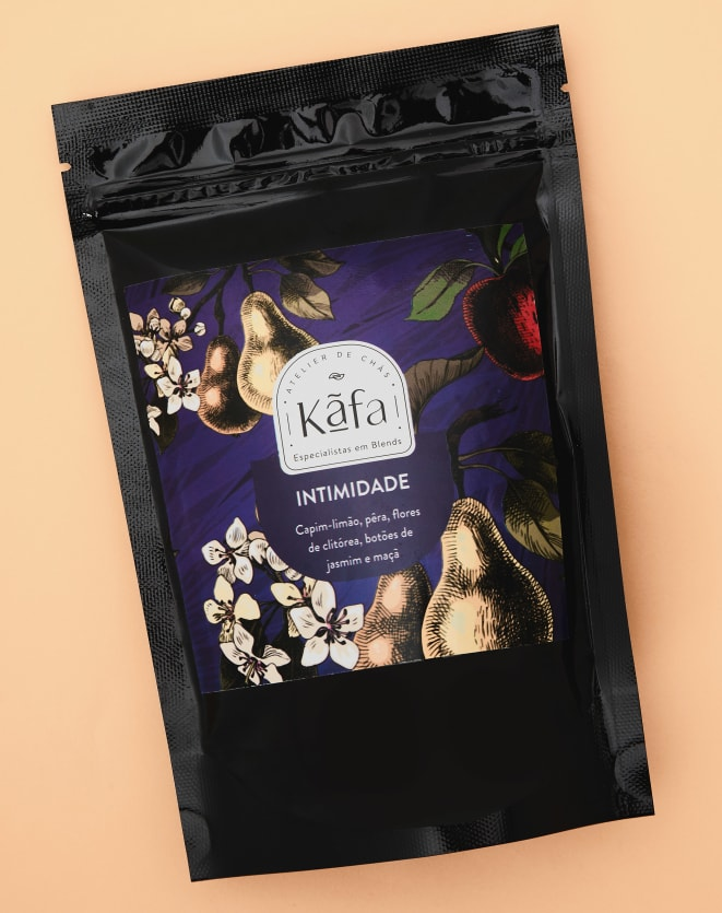 KÃFA BLEND INTIMIDADE - POUCH 40G