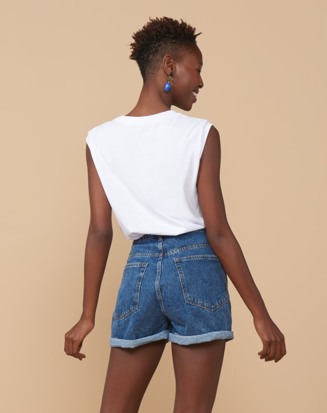 SHORTS JEANS ESSENTIAL